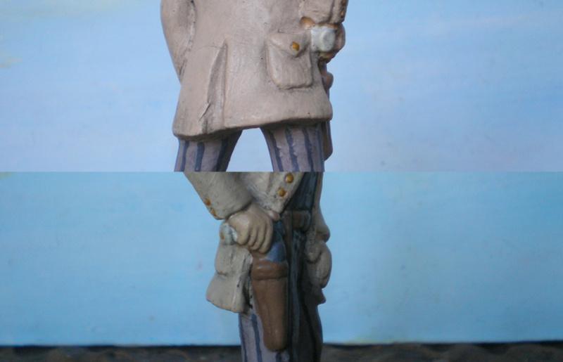 Bemalungen, Umbauten, Modellierungen - neue Cowboys für meine Dioramen - Seite 4 252b3b10