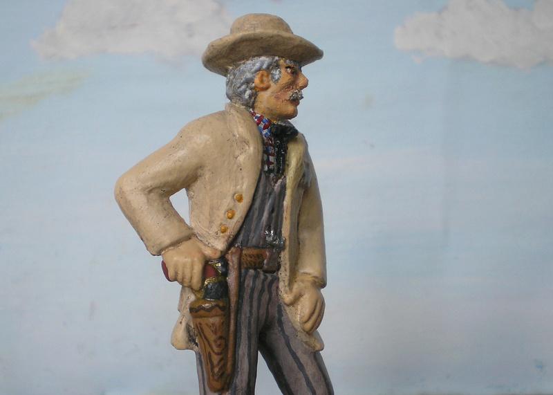 Bemalungen, Umbauten, Modellierungen - neue Cowboys für meine Dioramen - Seite 4 252b3c11