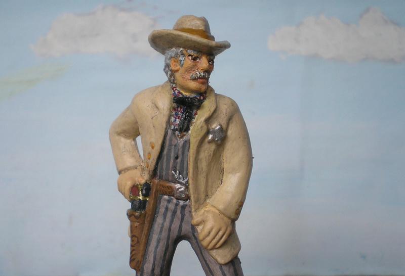 Bemalungen, Umbauten, Modellierungen - neue Cowboys für meine Dioramen - Seite 4 252b3c12