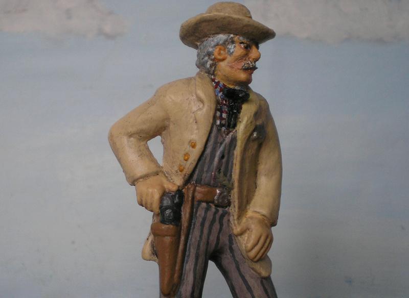 Bemalungen, Umbauten, Modellierungen - neue Cowboys für meine Dioramen - Seite 4 252b3c14