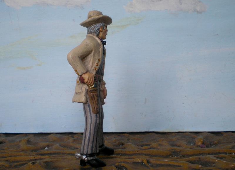 Bemalungen, Umbauten, Modellierungen - neue Cowboys für meine Dioramen - Seite 5 252b4e10