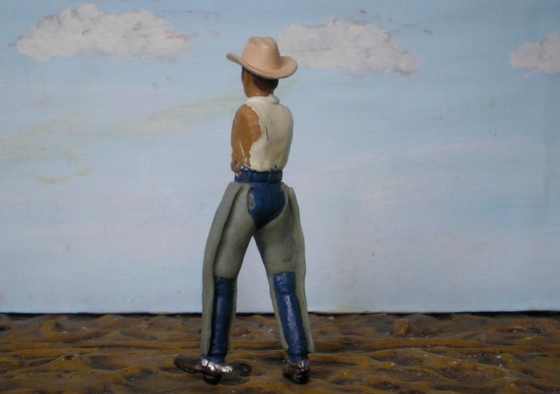 Bemalungen, Umbauten, Modellierungen - neue Cowboys für meine Dioramen - Seite 5 252c2g10