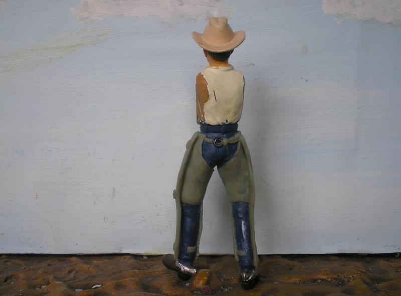Bemalungen, Umbauten, Modellierungen - neue Cowboys für meine Dioramen - Seite 5 252c2k10