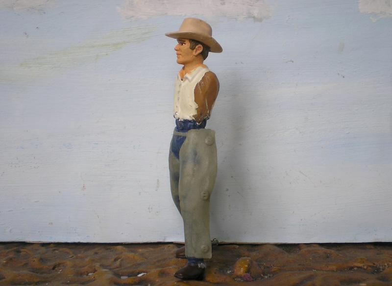 Bemalungen, Umbauten, Modellierungen - neue Cowboys für meine Dioramen - Seite 5 252c2k11
