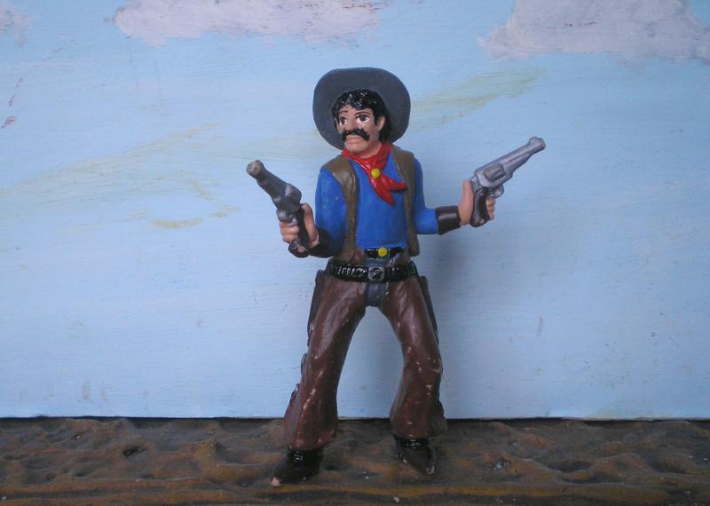 Bemalungen, Umbauten, Modellierungen - neue Cowboys für meine Dioramen - Seite 5 252g1b10