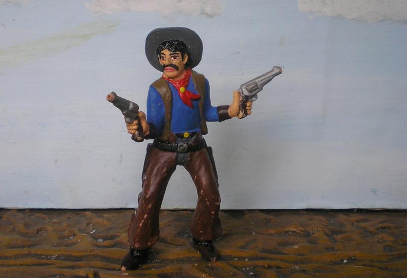 Bemalungen, Umbauten, Modellierungen - neue Cowboys für meine Dioramen - Seite 5 252g1c10
