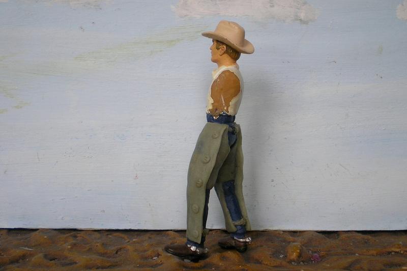 Bemalungen, Umbauten, Modellierungen - neue Cowboys für meine Dioramen - Seite 5 253c1j11