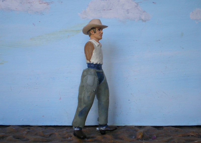 Bemalungen, Umbauten, Modellierungen - neue Cowboys für meine Dioramen - Seite 5 253c1k10