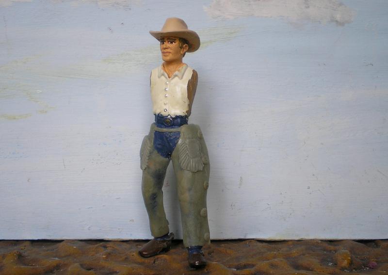 Bemalungen, Umbauten, Modellierungen - neue Cowboys für meine Dioramen - Seite 6 253c1l10