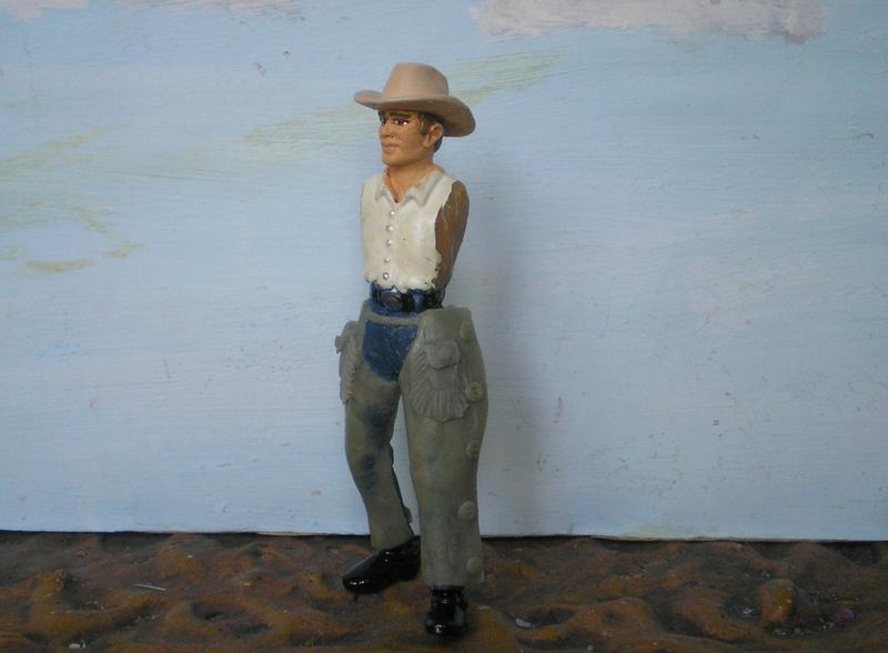 Bemalungen, Umbauten, Modellierungen - neue Cowboys für meine Dioramen - Seite 6 253c2a10