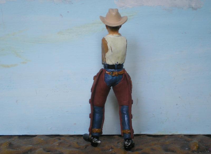 Bemalungen, Umbauten, Modellierungen - neue Cowboys für meine Dioramen - Seite 6 253c2c11