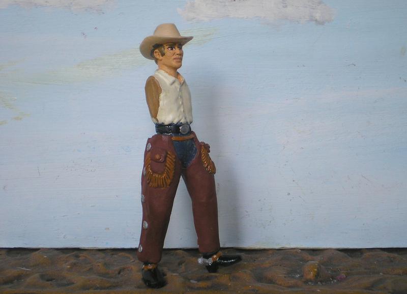Bemalungen, Umbauten, Modellierungen - neue Cowboys für meine Dioramen - Seite 6 253c2d10