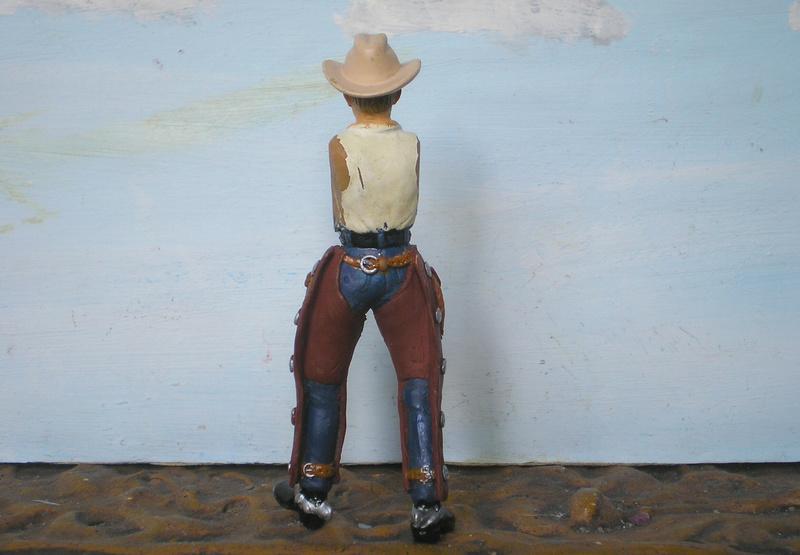 Bemalungen, Umbauten, Modellierungen - neue Cowboys für meine Dioramen - Seite 6 253c2d11