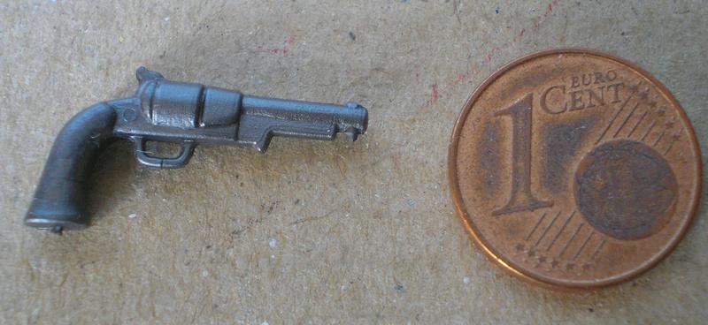 Bemalungen, Umbauten, Modellierungen - neue Cowboys für meine Dioramen - Seite 5 254c2a10