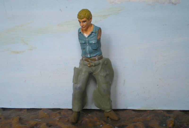 Bemalungen, Umbauten, Modellierungen - neue Cowboys für meine Dioramen - Seite 6 254c3a10