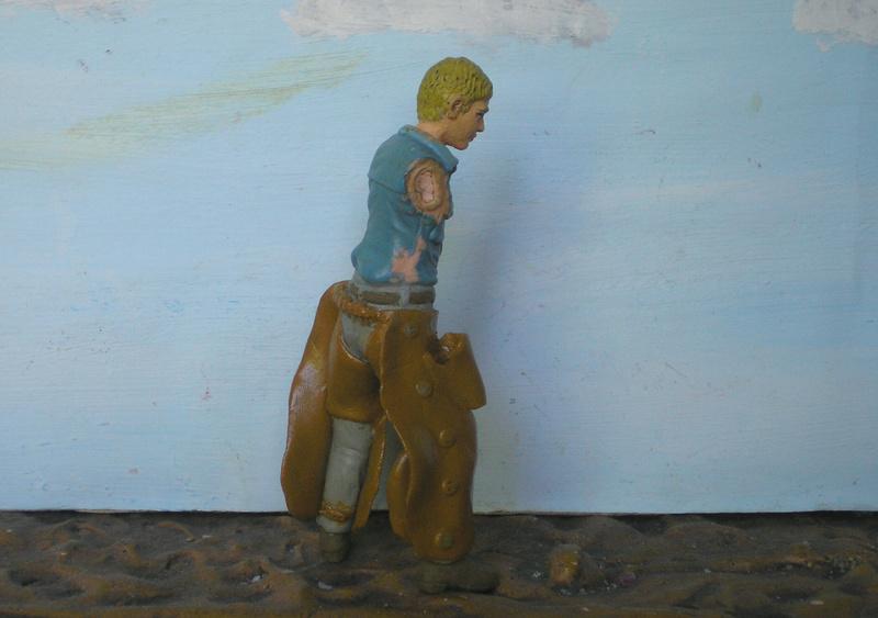 Bemalungen, Umbauten, Modellierungen - neue Cowboys für meine Dioramen - Seite 6 254c3b10