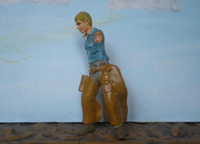 Bemalungen, Umbauten, Modellierungen - neue Cowboys für meine Dioramen - Seite 6 254c3c11