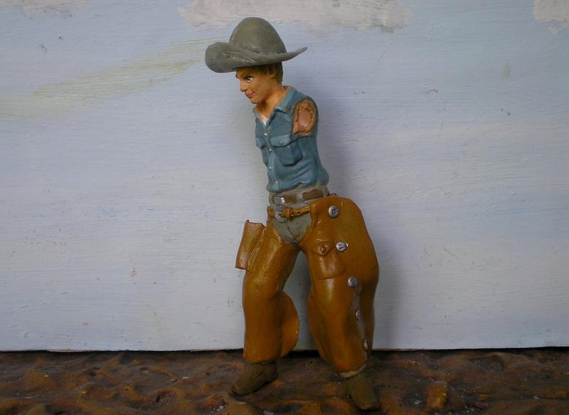 Bemalungen, Umbauten, Modellierungen - neue Cowboys für meine Dioramen - Seite 6 254e2h11