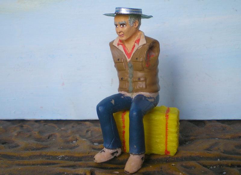 Bemalungen, Umbauten, Modellierungen - neue Cowboys für meine Dioramen - Seite 5 255e1a11