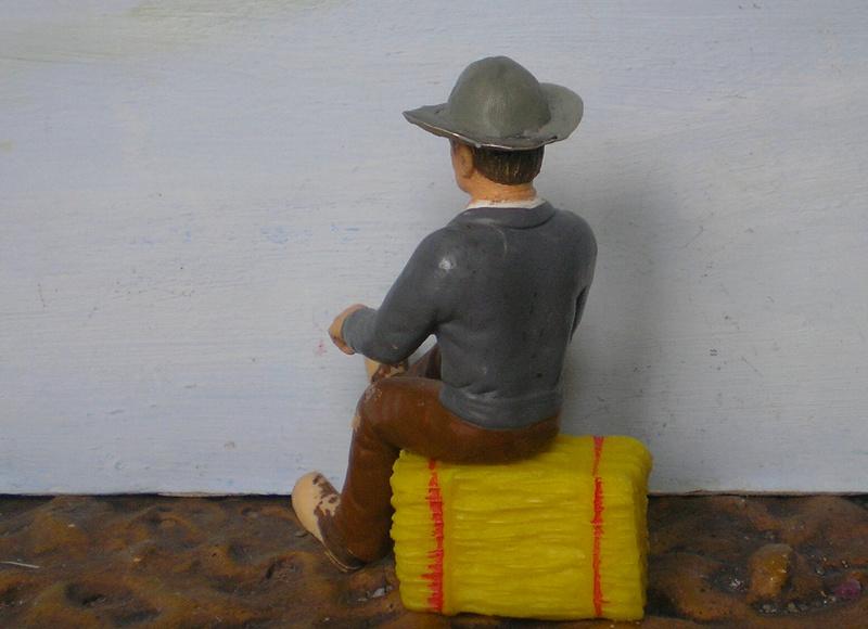 Bemalungen, Umbauten, Modellierungen - neue Cowboys für meine Dioramen - Seite 6 256c2d10