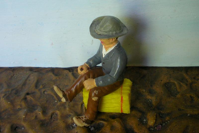 Bemalungen, Umbauten, Modellierungen - neue Cowboys für meine Dioramen - Seite 6 256c2e10