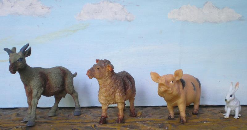 Bemalungen, Umbauten, Modellierungen - neue Tiere für meine Dioramen - Seite 6 262a_210