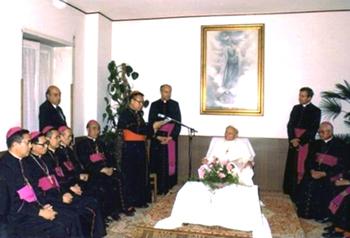 Đức Thánh Giáo hoàng Gioan Phaolô II với Việt Nam 1980_j10