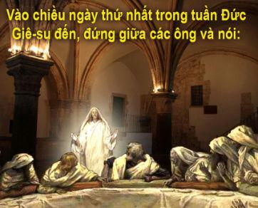 Chúa Nhật II Phục Sinh Năm A - (23.04.2017) Suy Niệm Lời Chúa Cn-ps-12