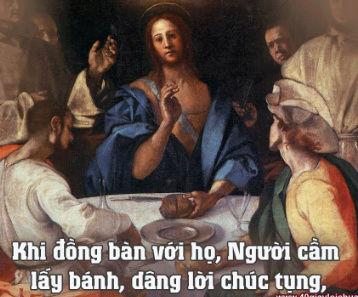 Chúa Nhật III Phục Sinh Năm A - (30.04.2017) Suy Niệm Lời Chúa Cn3-ps10