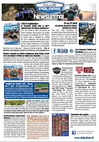 Newsletter du Club Polaris  Sans_t11