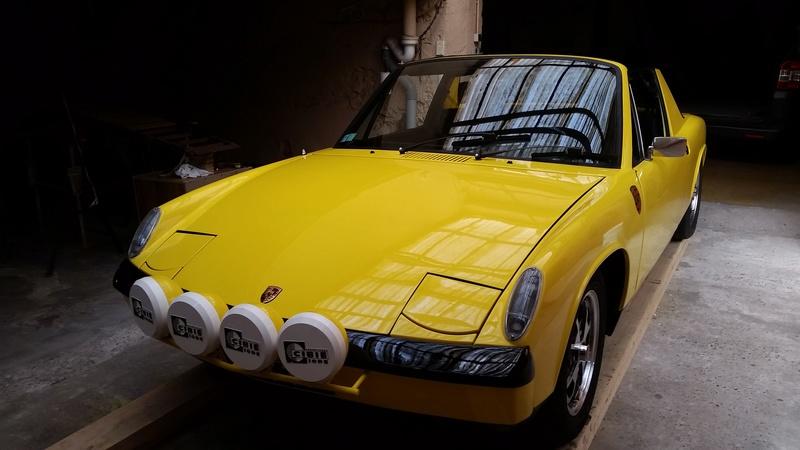 Porsche 914 1970 25000€ 20170518