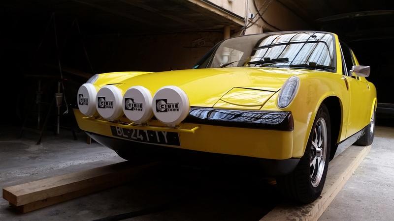 Porsche 914 1970 25000€ 20170520