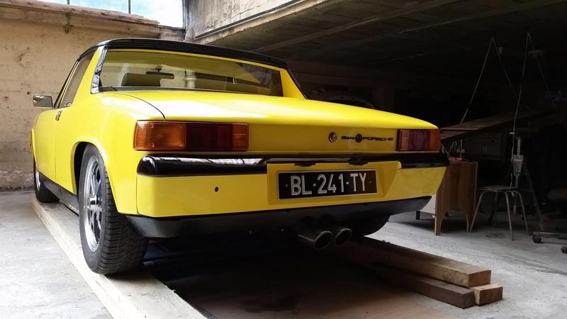 Porsche 914 1970 25000€ 20170522