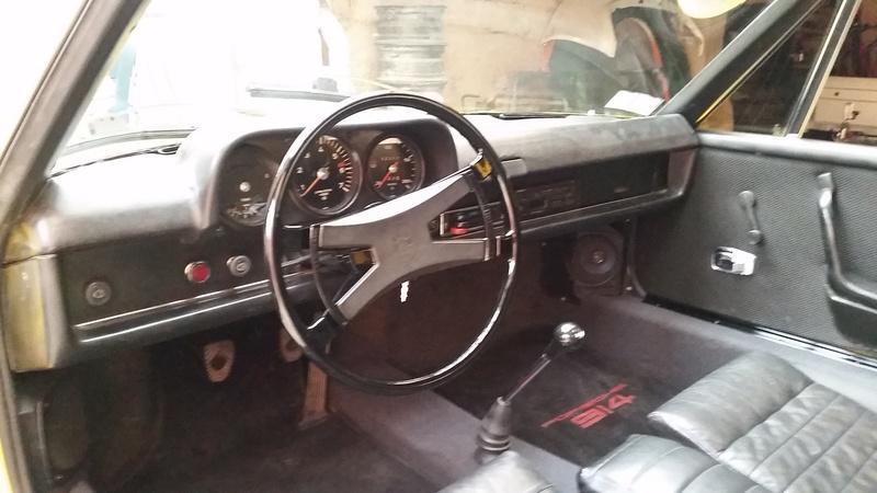Porsche 914 1970 25000€ 20170526