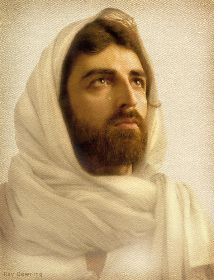 The Real Face Of Jesus F17f7610