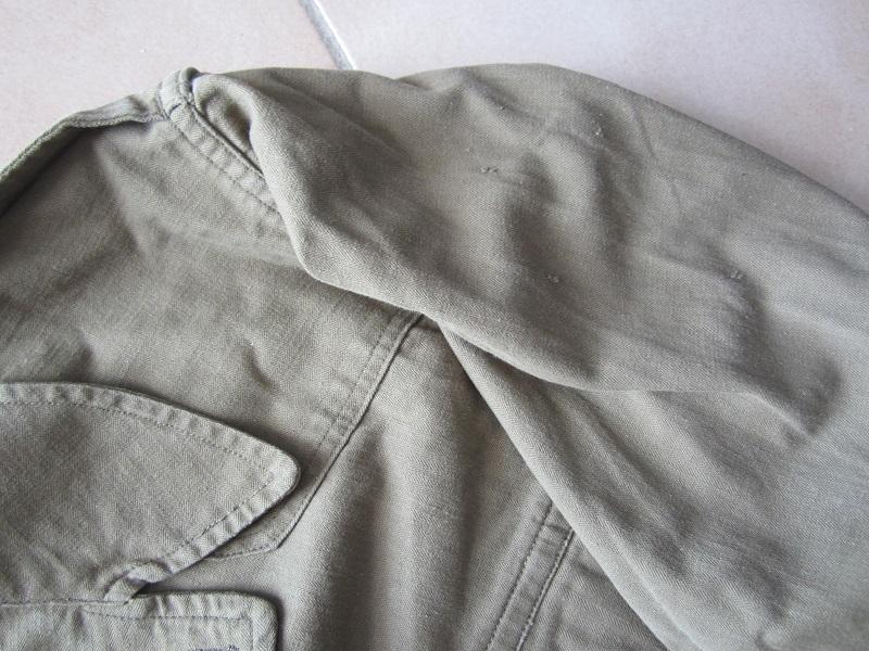 Veste allégée mle 1947 modifiée 52 datée 1954 en TBE - BAISSE DE PRIX  -ALPINS2 - A CLOTURER MERCI Img_4213