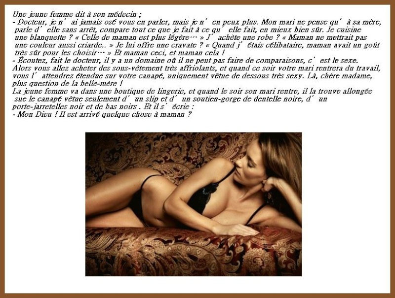 Petites histoires adorables.... - Page 39 Sexy11