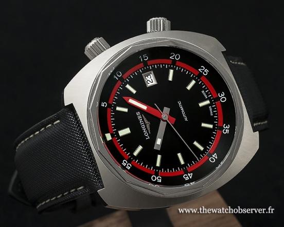 DIVER - Longines Heritage Diver 602x4410