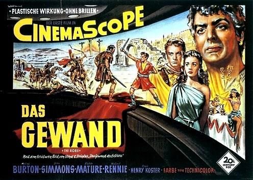 DAS GEWAND (USA 1953) Gewand11