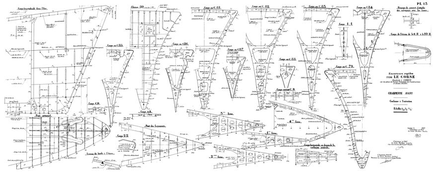 Escorteur Rapide Le Corse - Heller au 1/400ème - Page 3 Le_cor10