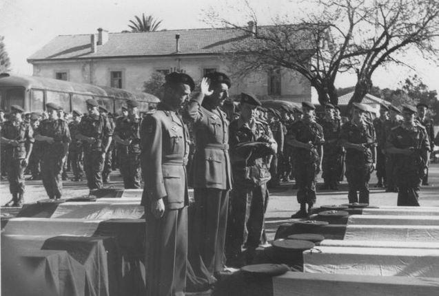 1er RCP 1958 Algérie Masqueray Ma1210