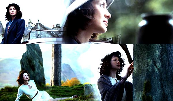 #Concours Fanart1 : thème Claire dans l'épisode Sassenach ! Claire10