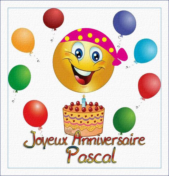 Joyeux anniversaire Pascal ! Pascal10
