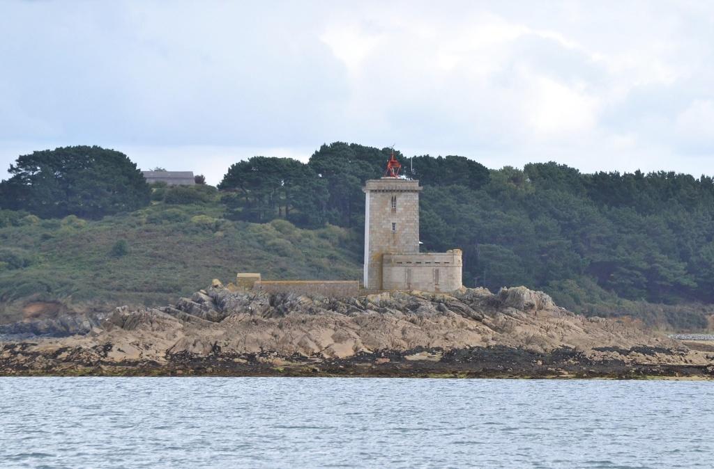 La baie de Morlaix  et le Chateau du Taureau Dsc_0119
