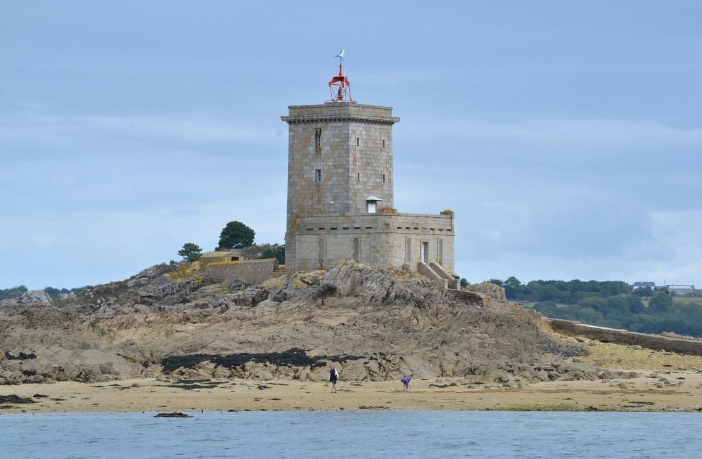 La baie de Morlaix  et le Chateau du Taureau Dsc_0120