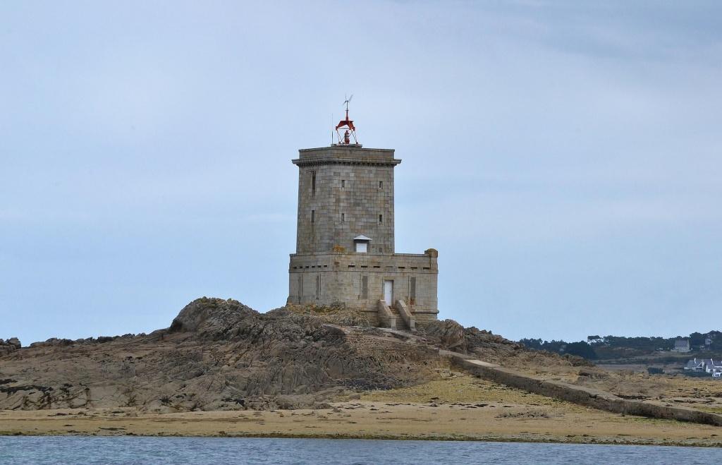 La baie de Morlaix  et le Chateau du Taureau Dsc_0122