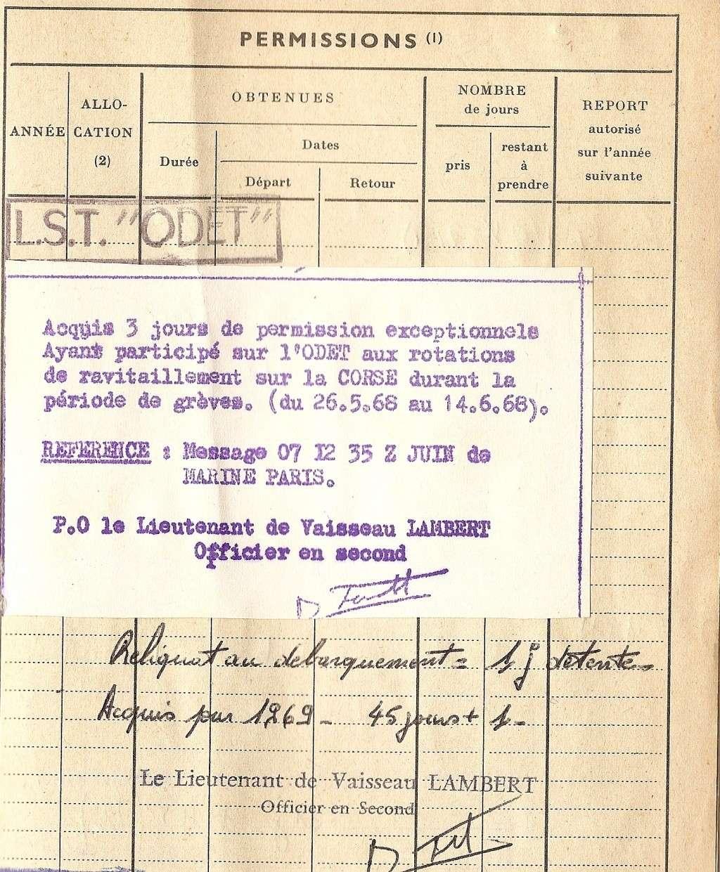 ODET (LST) Numari19