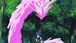 Benkei la rêveuse. Dragon10