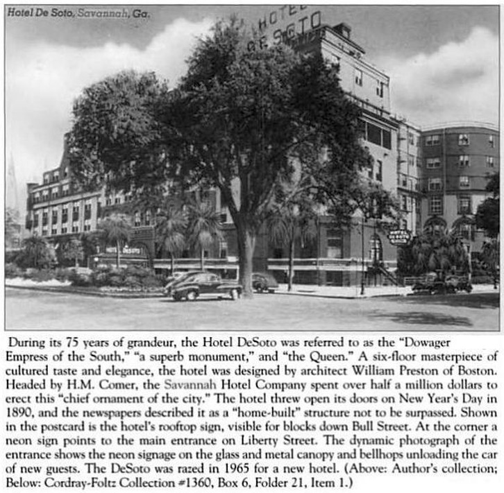 Pictures of Savannah - Page 2 Hotel_11