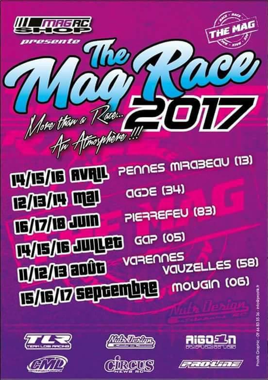 Mag-Race à AGDE le 12-13-14/05/2017 Magrac10